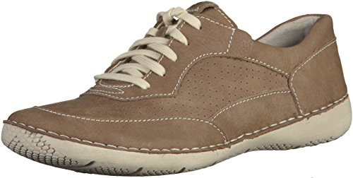 Josef Seibel 82909-869 Antje 09 Low-Top Sneaker donna Scamosciato Taupe