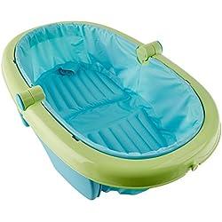 Summer Infant Baignoire Bébé Pliable Verte Bleu/Vert