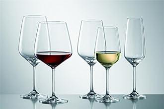 Rotweinglas Bild