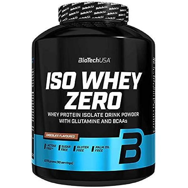 Biotech USA Iso Whey Zero - 2,27 kg Cookies and Cream ...