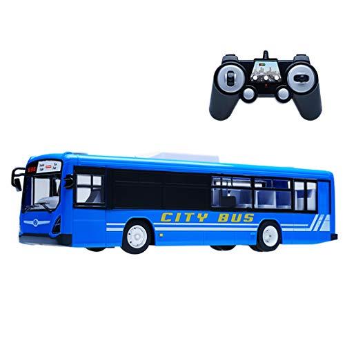 B Blesiya RC Ferngesteuert Bus Spielzeug mit Sound und Licht, Geschenk für Kinder und Freunde