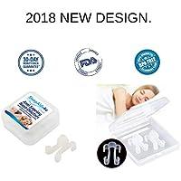 Anti Schnarchen Nase Clip Dilatator Soft Silikon Breathe Easy Sleep Aid Nasendilatator Gerät stoppt Apnoe Hilft... preisvergleich bei billige-tabletten.eu