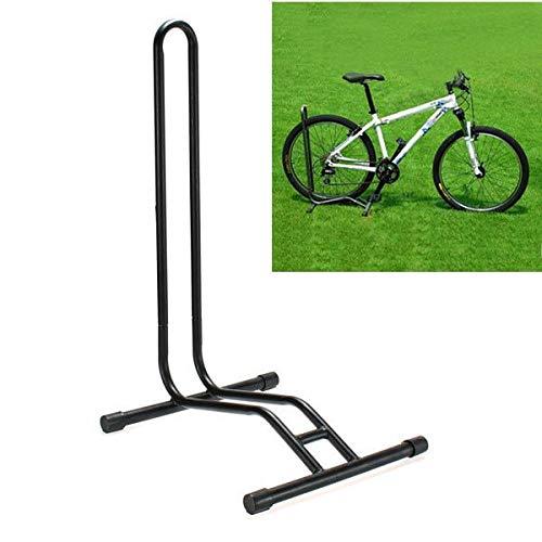 INION MHBS01 - Fahrradständer Fahrradhalter Montageständer Fahrrad Bike Ständer Halterung Bodenständer f. Vorderrad, Hinterrad Ausstellungsständer/chiavi