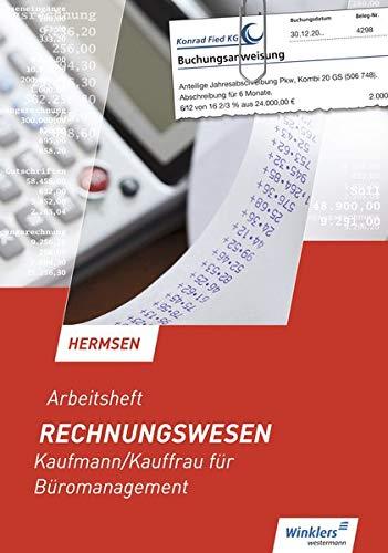 Rechnungswesen Kaufmann/Kauffrau für Büromanagement: Arbeitsheft