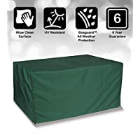 Bosmere  C560 Rectangular Table Cover - Green