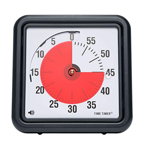 Time Timer Countdownuhr 18 cm 8 Zoll, JAC5008 -