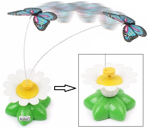 kitten-toy-interactive-dangling-fluttering-butterfly-steel-wire-flower-shaped-base-teaser-play-wand-