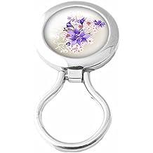 Sujeta Gafas Magnetico - Broche Cuelga Gafas Con Iman (Lys Violet)