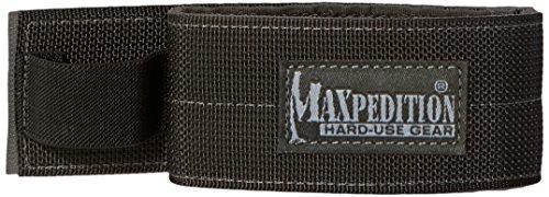 Maxpedition Sneak Universal Holster Einsatz mit Mag Retention Bag Organizer, 15 cm, Schwarz (Airsoft-zeitschriften-halter)
