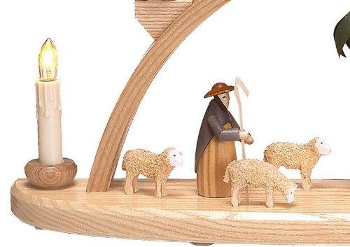 Candle Arch - Natividad - 60 cm / 24 pulgadas - Theo Lorenz