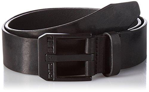 diesel-hommes-noir-bluestar-cuir-ceinture-size-100-cm