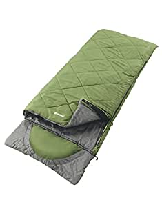 Outwell Contour Supreme Sleeping Bag - Green, One size