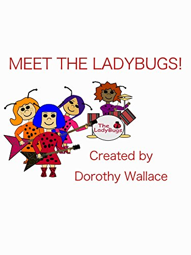 Meet The LadyBugs Cover