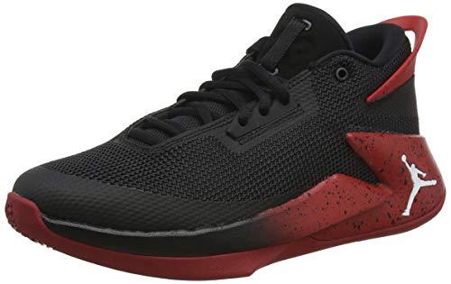 Nike Jordan Fly Lockdown (GS), Zapatos de Baloncesto Unisex Niños, Negro, 39 EU