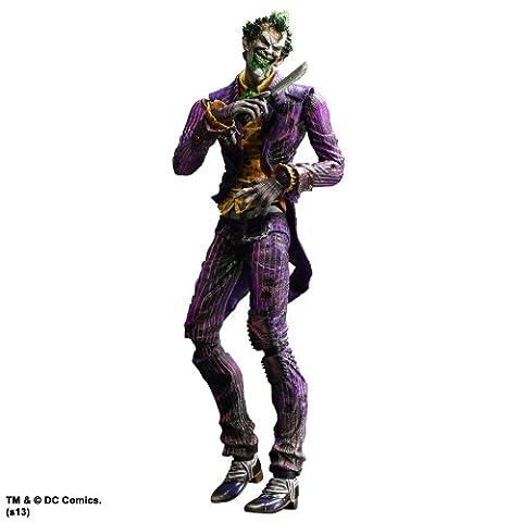 BATMAN Arkham City Joker Play Arts Kai (Japan-Import)
