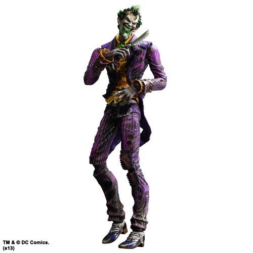 Unbekannt Batman Arkham City Joker Play Arts Kai (Japan-Import)