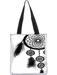 Snoogg Women's Tote Bag (Multi-Coloured) (RPC-090-Bag)