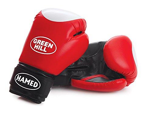 GreenHill Erwachsene Boxhandschuhe Hamed