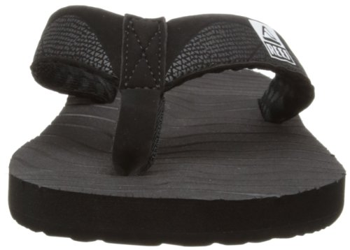 Reef  Reef Roundhouse, Tongs pour homme Noir (Black/Black/Whi)