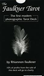 The Faulkner Tarot: The First Modern Photographic Tarot Deck by Rhiannon Faulkner (78 cards)