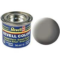 Revell enamels 14ml Gris Clair Peinture Mat