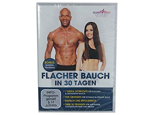DVD Flacher Bauch in 30 Tagen Mit Detlef D Soost und Kate Hall - Trainieren Mit Den Experten