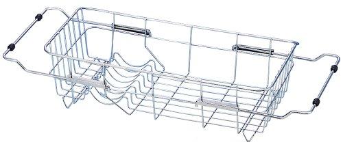 Eclair 2 lavello doppio scivolo carrello DX