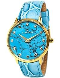 854ddb987785 Amazon.es  Turquesa - Relojes de pulsera   Mujer  Relojes