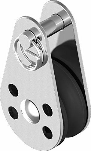 Arbo-Inox Block Miniblock Umlenkrolle Edelstahl 45mm