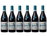 Barbera del Monferrato La Monella Vino 2016 - Bottiglia da 750 ml, 6x75 cl