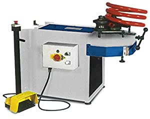 Metallkraft pRM - 35 f-professionelle ringbiegemaschine avec commande pour bois profilés et tubes