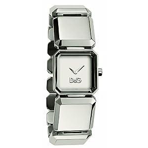 D&G DW-0451 – Reloj de Señora Movimiento de Cuarzo con Brazalete