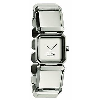 D&G DW-0451 – Reloj de Señora Movimiento de Cuarzo con Brazalete metálico
