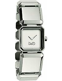 D&G Dolce&Gabbana Damen-Armbanduhr Stylish silber DW0451