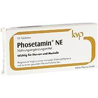 Phosetamin NE, 10 St. Tabletten preisvergleich bei billige-tabletten.eu