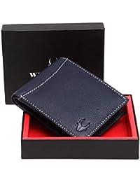 WildHorn Blue Men's Wallet