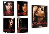 SCANDAL - STAGIONE 1,2,3,4,5 (25 DVD) COFANETTI SINGOLI, ITALIANI