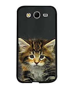 FUSON Designer Back Case Cover for Samsung Galaxy Grand Neo I9060 :: Samsung Galaxy Grand Lite (Animal Cat Cute Domestic Preety)