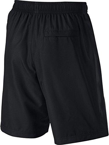 Nike Season Pantalone Corto Black/Black/White