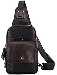 Bolso de pecho de los hombres/hombre del bolso/Mensajero bolsa deporte bolsa de hombro/versión coreana masculina de mochila/tendencia de la moda de bolsos de hombre