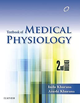 Textbook Of Medical Physiology By Indu Khurana Ebook