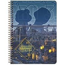 El Hormiguero 240701284 - Cuaderno espiral de tapa blanda, tamaño A5