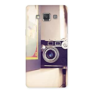 Cute Pastel Camera Back Case Cover for Galaxy Grand 3