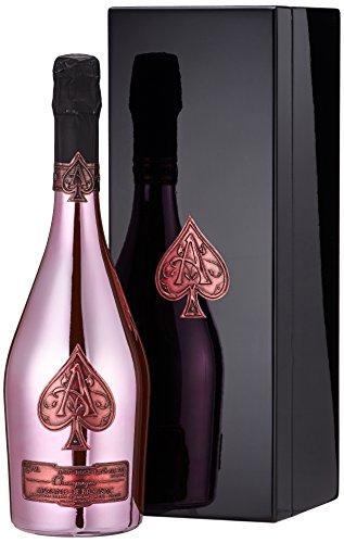 Armand de Brignac Brut Rosé Champagner (1 x 0.75 l)
