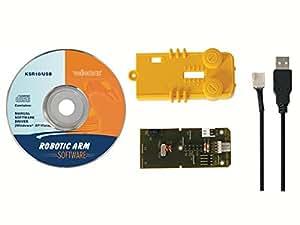Velleman Interface usb pour bras robotique KSR10