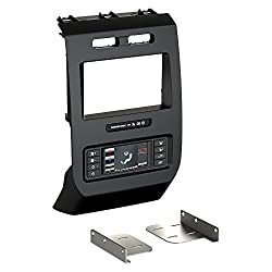 Scosche Fd6209b 2015-up Ford F-150 Integrated Touchscreen Control Solution