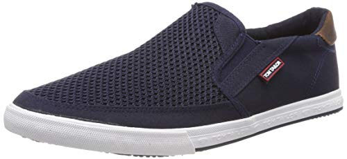 TOM TAILOR Herren 6980603 Slipper, Blau (Navy 00003), 43 EU