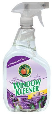 earth-friendly-products-pl930132-window-cleaner-32-ounce-lavender-by-earth-friendly-products