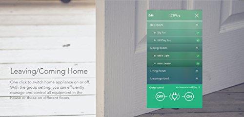 Sigma Casa Smart Power Kit – Einstieg für Smart-Home Haus-Automatisierung mit Smart Gateway und 2x Smart Power Plug – intelligente Steckdose (Messung Energieverbrauch) als Zeitschaltuhr oder zur Fern-Steuerung Ihrer Haushaltsgeräte - 5