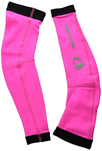 PEARL IZUMI Damen W Elite Thermal Arm Warmer, Damen, Screaming Pink